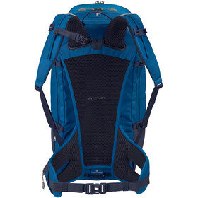 VAUDE Bike Alpin 25+5 Plecak, radiate blue